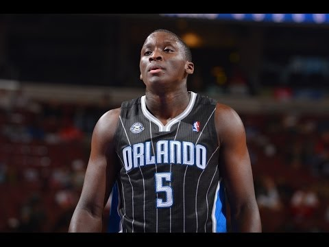 Victor Oladipo's Near Triple-Double Leads the Magic to a 2OT Win Over the Knicks