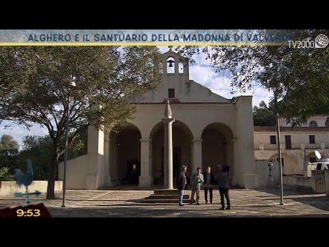 Alghero e il Santuario della Madonna di Valverde