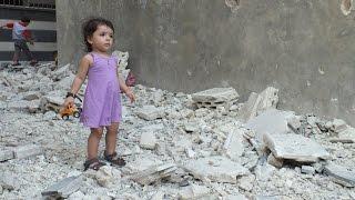 أطفال سوريا ولعبة بوكيمون