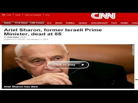 ❥ARIEL SHARON DIES❥ Rabbi Yitzchak Kaduri's ~ MESSIAH TO APPEAR & ARK OF THE COVENANT to be UNVEILED
