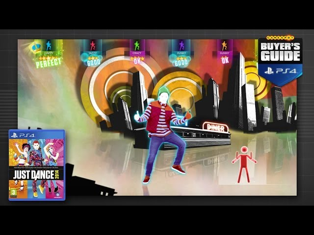 GameSpot's Buyer's Guide - Just Dance 2014