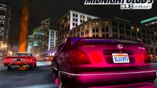 Midnight Club 3 DUB Edition Soundtrack- Dammit Man