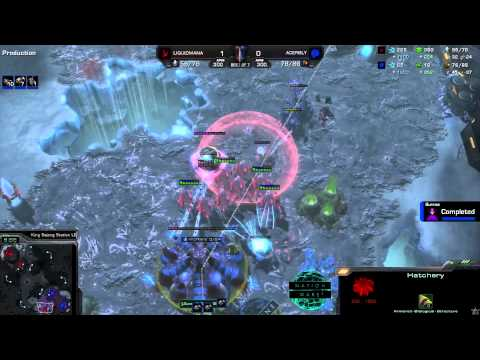 Ukraine vs. Poland - Game 2 - Nation Wars - StarCraft 2