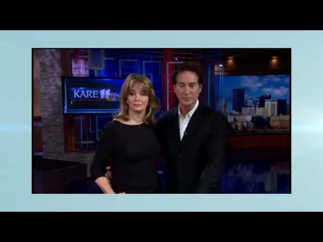 Deidre Hall & Drake Hogestyn Outtakes | KARE 11 Days Promo | Minneapolis