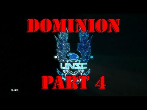 Kamikaze Plays Dominion Part Four: Warthog Joy Ride.