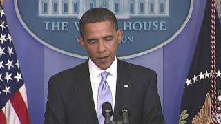 President Obama Discusses a Public Option at His Press Conference
