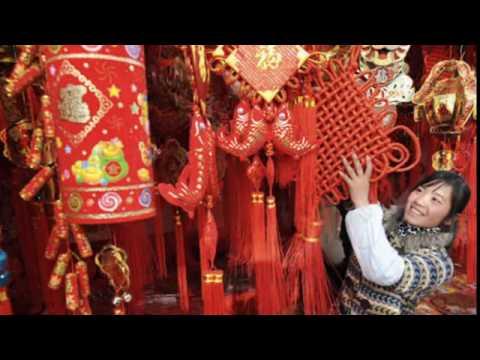Chinese New Year Music - Full of Joy ( Xi Yang Yan image