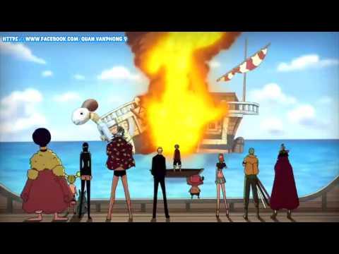 [Vietsub]One Piece AMV - Hãy làm đồng đội tớ [HD 720p]