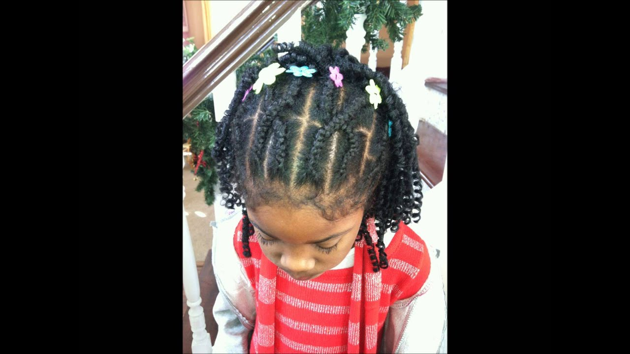 Pk39;s Jamaican Crochet Braids for Kids!!  YouTube
