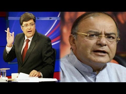 The Newshour Debate: Bringing back black money? (27th May 2014)