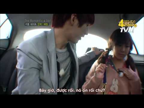 [Vietsub] 130113 The Romantic & Idol Season 2 Ep 3 Part 1/2