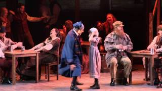 "LES MISÉRABLES ""Master of the House"" at Drury Lane Theatre"