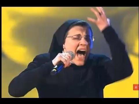 image vidéo une bonne soeur chante Alica Keys