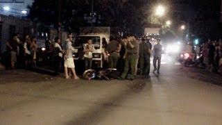 Cảnh Sát Hình Sự bắt Đua xe tại đường 26 Bình Phú
