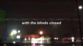 Lil Peep - The Way I See Things (LYRICS)