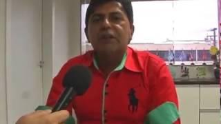 MENSAGEM DO PRESIDENTE DO SINTERO -