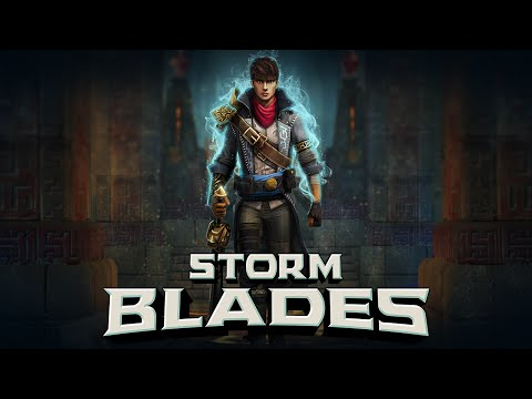 Stormblades 1.0.9 Mod Apk Unlimited Money