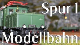 Modelleisenbahn Paradies von Spur 1 Exklusiv und Fine Models