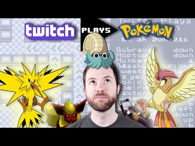 Does Twitch Plays Pokemon Give You Hope for Humanity?