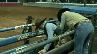 Two-time PBR World Champion Justin McBride returns to bull riding