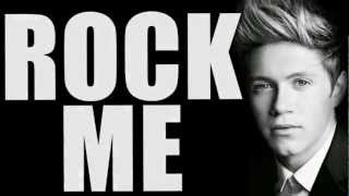 Rock Me One Direction (Lyric Video)