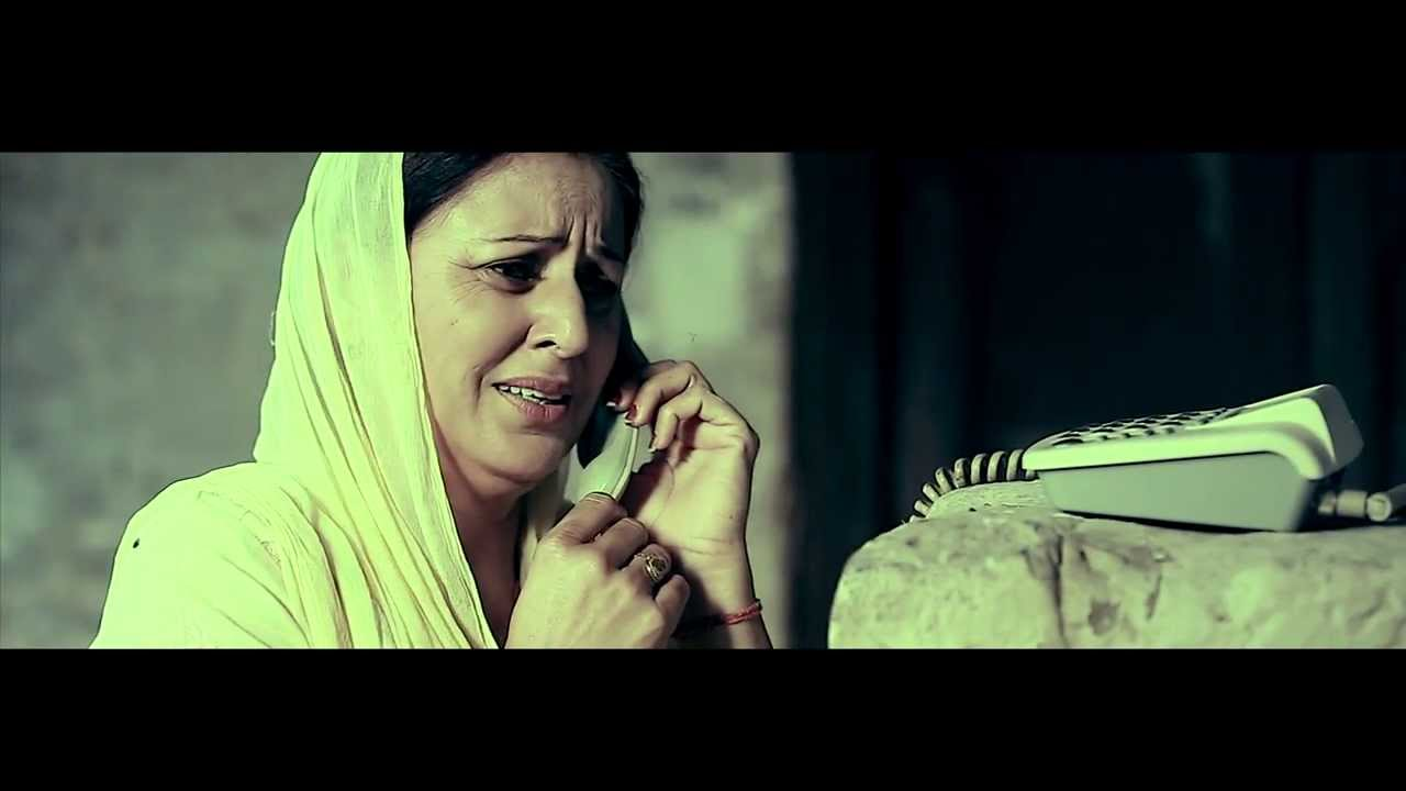 BAPU - Full Song   Honey Chaudhary   Latest Punjabi Sad ...
