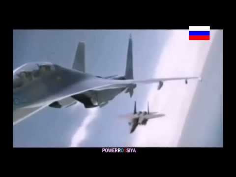 Russian Air Force & USAF Atlantic Encounters