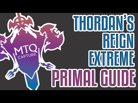 Thordan's Reign EXTREME PRIMAL Guide