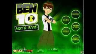 JOGO DE MOTO DO BEN10