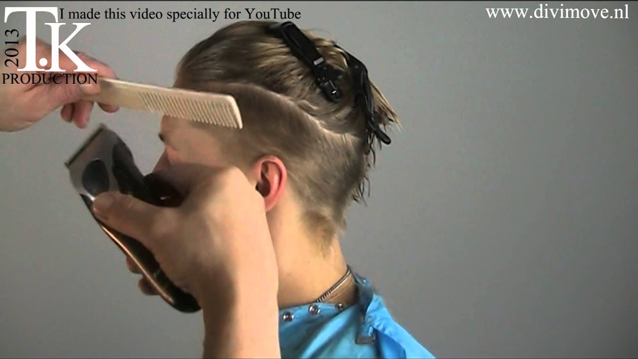Theo Knoop Very Short Haircuts 2016