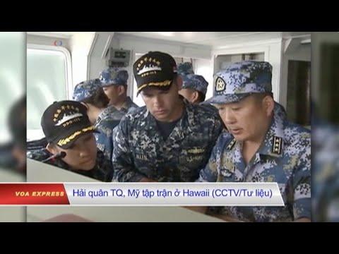 Truyền hình vệ tinh VOA 16/7/2016