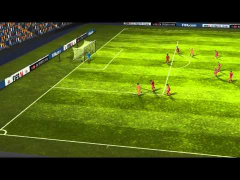 FIFA 14 Android - Real Madrid VS FC Bayern