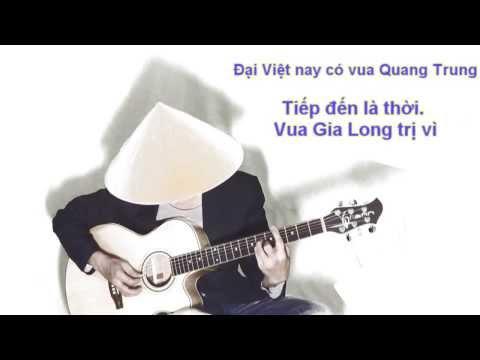 Sử Việt dễ nhớ-Kẹo Cao Su (Nhạc chế: Nắng ấm xa dần)
