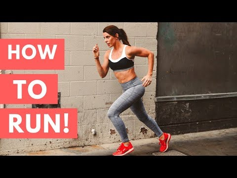 HOW TO START RUNNING | TOP TIPS!