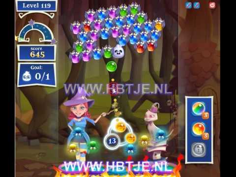Bubble Witch Saga 2 level 119