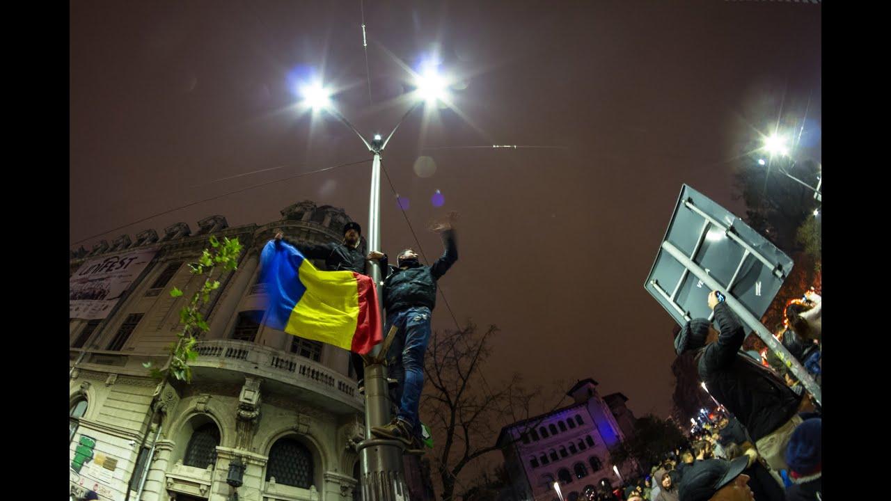 PROTEST / Alegeri prezidentiale / 16 noiembrie 2014 / Bucuresti