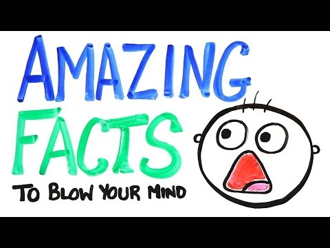 Amazing Facts To Blow Your Mind Pt. 3