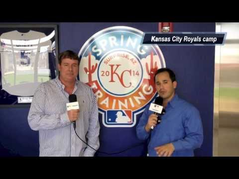 Kansas City Royals - MLB Network Radio Spring Training Tour 2014