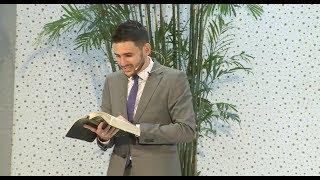 24/03/18 - O Cordeiro de Deus e a Autoridade - Pr. Victor Bejota