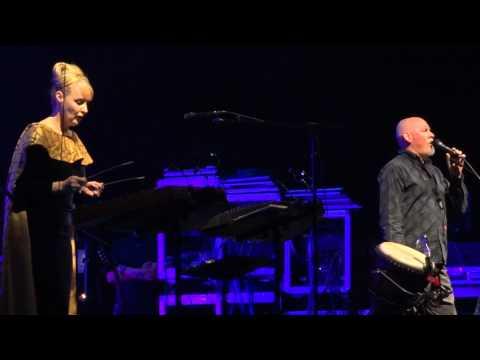 Dead Can Dance Rakim Live Montreal 2012 HD 1080P