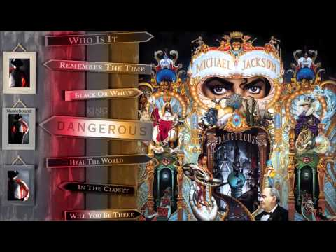 Dangerous Album Full
