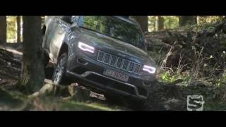 TEST Jeep Grand Cherokee by Giurgea