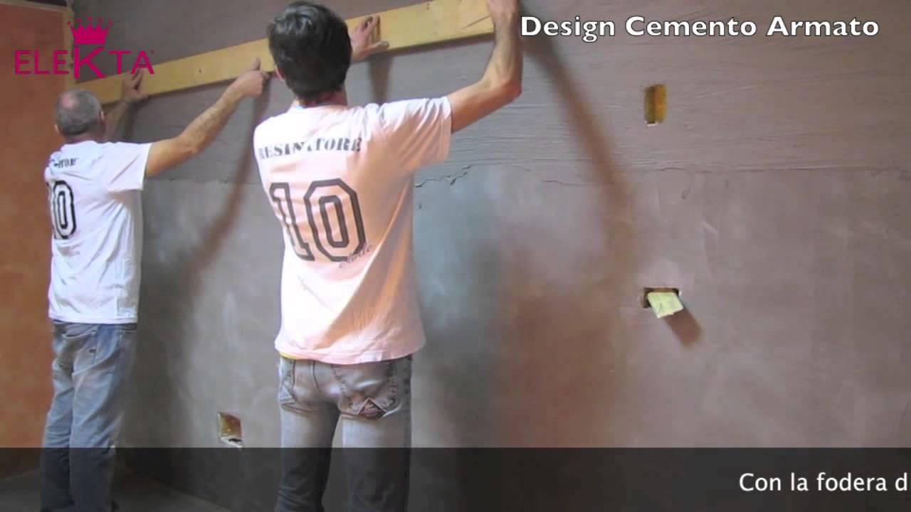 Elekta materia concrete design youtube for Resina elekta