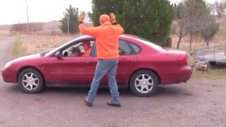 How To Turn A Car Around - Gus Johnson Comedy