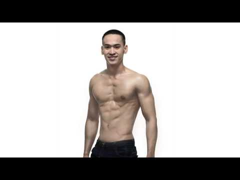 45 Days Six-Pack Challenge 2013 Finalist