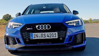 Audi RS4 (2018) New C63 AMG Slayer?. YouCar Car Reviews.