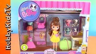 LPS, Littlest Pet Shop Blythe And Pets Set [Toy Open