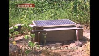 Esta��o sismol�gica monitora tremores no Norte de Minas