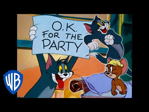 Tom a Jerry - Na party