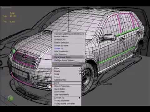 Car design software car designing software 3d car for Interior design simulator online free
